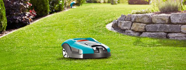 Robotgrasmaaiers Gardena